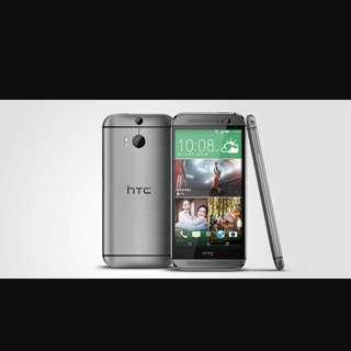徵收HTC M8 需功能正常 九成新以上