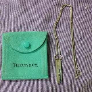 🚚 Tiffany 項鍊 1837