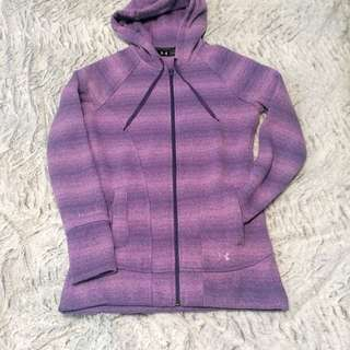 Woman's Under Armour Hoodie (size M)