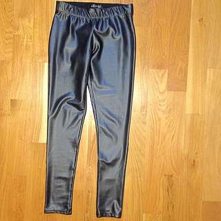 Small Fo-leather Pants