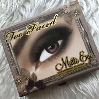 TOO FACED PALETTE 100% Authentic