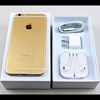 Iphone 6 Plus ( Gold )