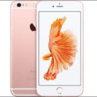 iPhone 6s ( Rose  Gold )