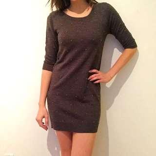 MinkPink Sweater Dress
