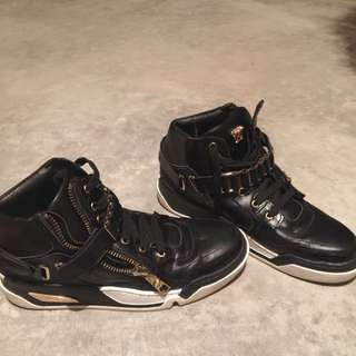 REPLICA Versace Shoes Size 44 Or 10.5/11 US