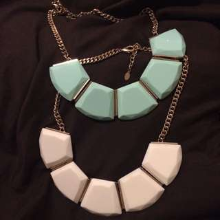 Aldo Necklaces