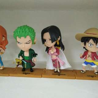One Piece Anime Figures