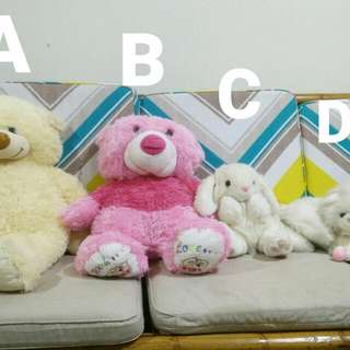 Take All Boneka Besar