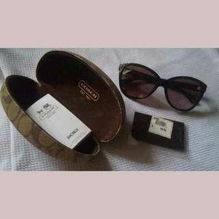 Original Coach Sunglasses