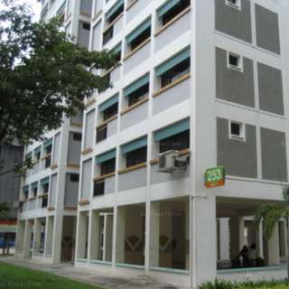 Cheap Room For Rent! Simei St 1 Blk 253.