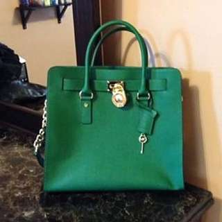 Michael Kors Limited Edition Hamilton Bag