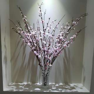 Cherry Blossom Artificial Bunch