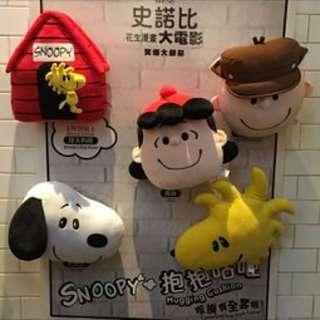 麥當勞 Snoopy 公仔