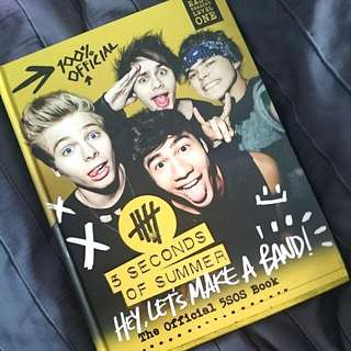The official 5sos Book