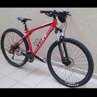 3.0 GT Red Bike 29 Tier