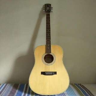 Swing Rose 62 Acoustic Guitar