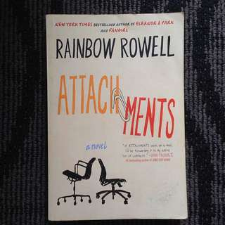 Attachments ny Rainbow Rowell