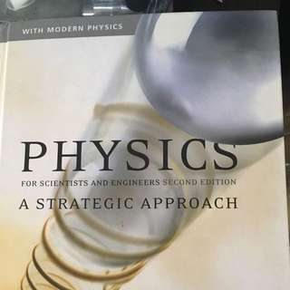Physics By Knight Second Edition With Student Workbook