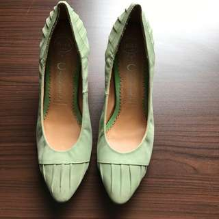 Jeffrey Campbell Green Heels