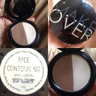 Face Countour Kit Makeover