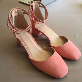 ASOS Pink Heels