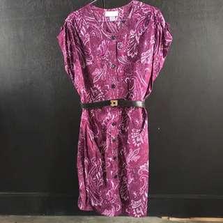 SOLD- Office Wear Bundle (2 dresses, 1 Long sleeve top)