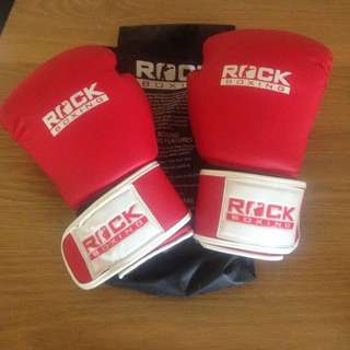 Rock Boxing Gloves