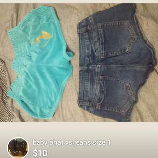 Xs And Size 1