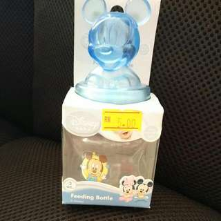 Disney Baby Feeding Bottle 2oz FOC 2 Teats