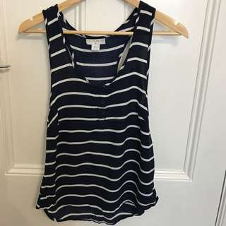 Cotton On Stripy Tank