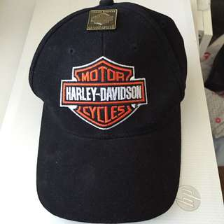 Authentic Harley Davidson Cap
