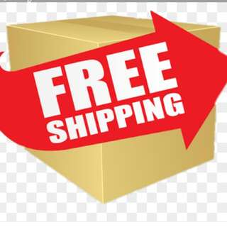 Free Shipping for Worth 500