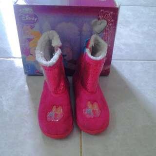 pink Boot Disney Ori