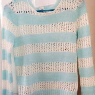 Girls Knitted Jumper