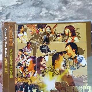 約書亞樂團 雙CD