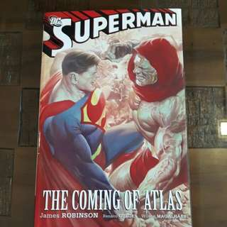 Superman - The Coming Of Atlas