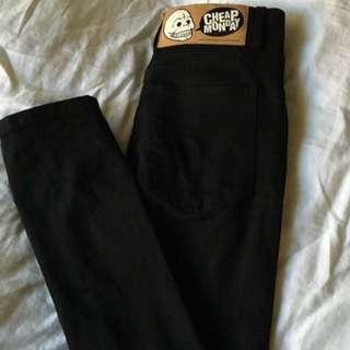 Cheap Monday Black Jeans