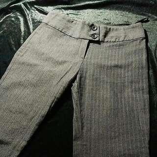 🚚 鐵灰色西裝褲