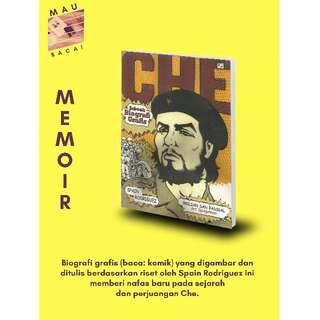 Che - Sebuah Biografi Grafis (Spain Rodriguez)