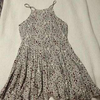 Factorie Skater Floral Dress Size S