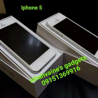 Iphone 5 and 5s For Sale