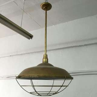 北歐loft復古工業風餐枱吊燈