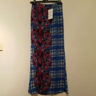 Highlands Maxi Skirt By Three Of Something