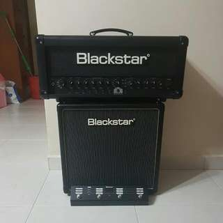 Blackstar ID:60tvp, footswitch and ht112