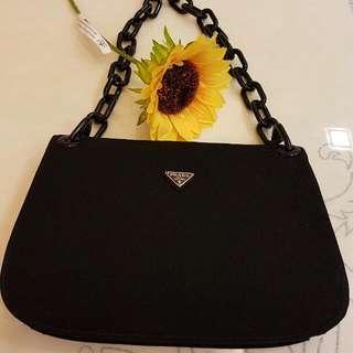 Prada Black Shoulder Bag