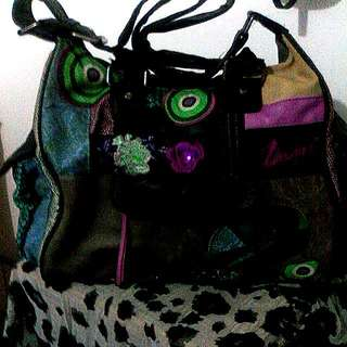 DESIGUAL  DESIGNER Shoulder Bag O.N.O🌈