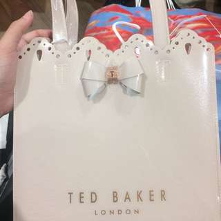 Tas Tote Bag Ted Baker Authenthic