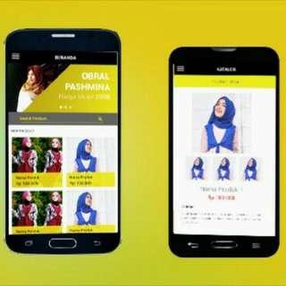 Aplikasi Online Shop