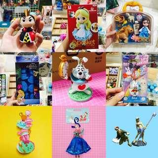迪士尼 愛麗絲夢遊仙境 失落的帝國 系列商品