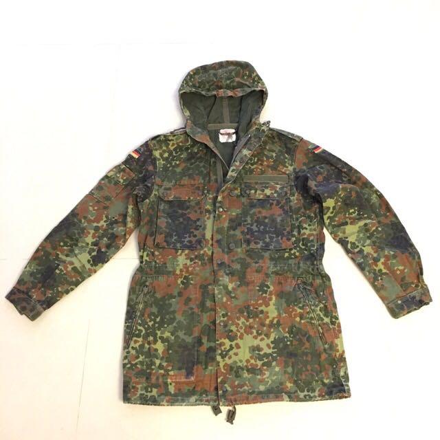 德國陸軍野戰風衣